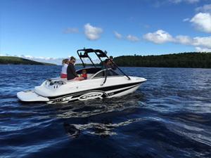 Sport nautique au Baskatong - Terrain à vendre
