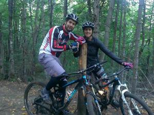 Vélo de montagne - Terrain à vendre Baskatong
